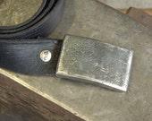 Bulletproof Belt Buckle