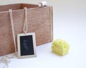 Blackboard , necklace
