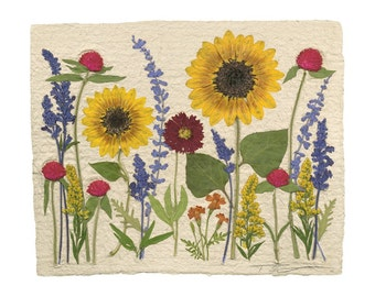Fine Art Print - Sunflower Wedding