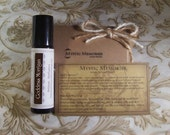 Celtic Goddess Morrigan Artisan Perfume Oil Enchanted Notions With Vintage Flair Dragonsblood Blend Pagan Wiccan Raven
