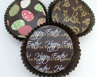 Designer Chocolate Covered Oreos -Easter Trio Gift Box 1