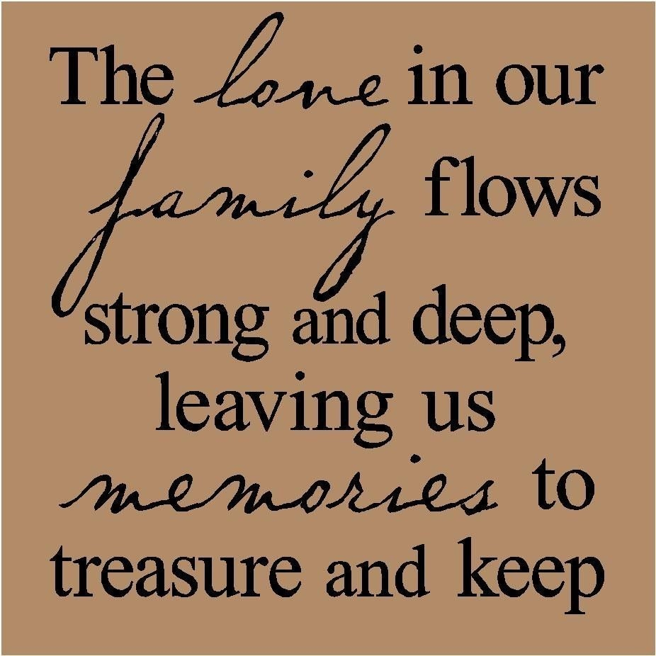 Quotes About Family And Heritage. QuotesGram