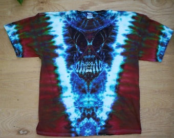 EarthMonster Tie Dye Size Large