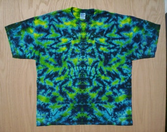 Sea Totem Tie Dye Size Large