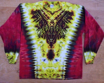 Of the Root Tie Dye Long Sleeve Size 2X