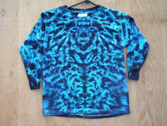 Childrens-Youth Tie Dye Long Sleeve Choose Size