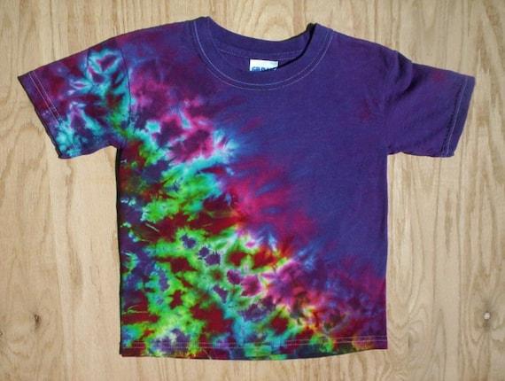 Tie Dye Pretty Purple Size Youth XS