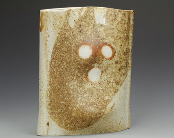 Wood Fired Open Vase
