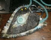 Handmade Felt & Scraps Scissorkeeper