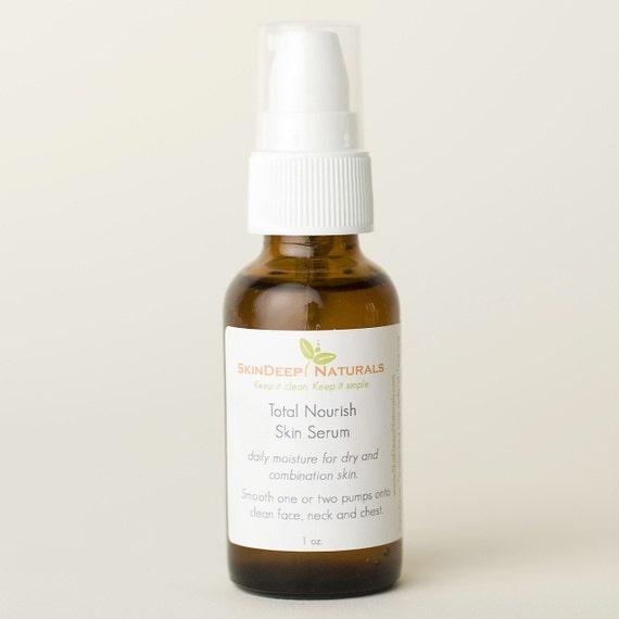 Total Nourish Facial Serum - 1 ounce