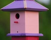 Birdhouse, Painted Bird Houses, Bird house for Sale