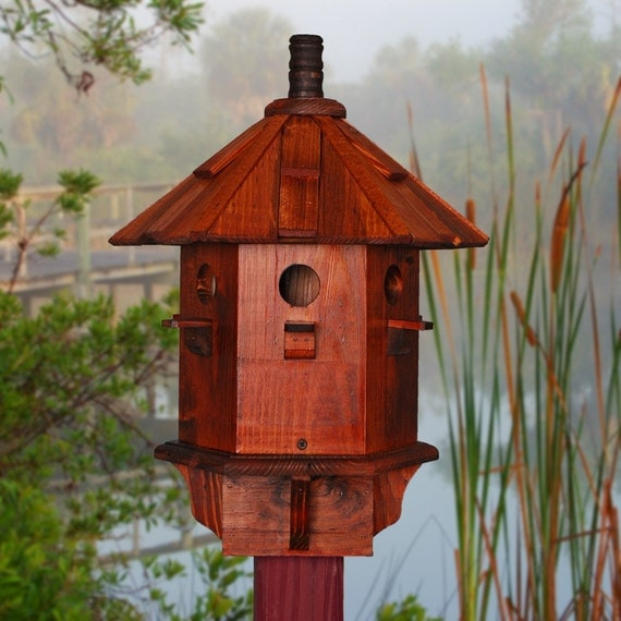 Bird Houses for Sale Yellow Finch Bird House Primitive