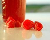 Brandied Raspberry Jam