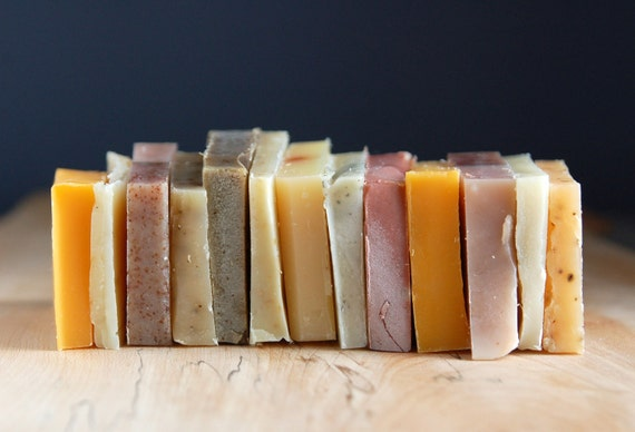 Organic Soap Sample Pack