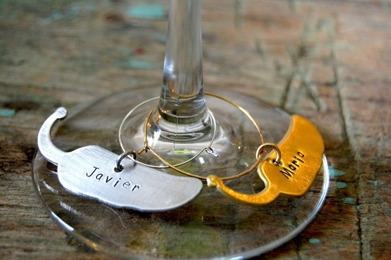 ID drink to that - set of personalized margarita markers