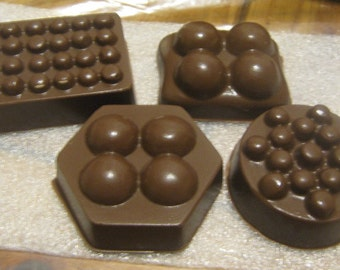 Edible Chocolate massage bars