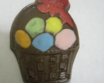 6 piece Easter Basket Lollipops