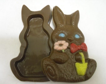 Chocolate Bunny Box