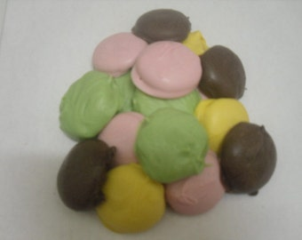 Chocolate covered Nilla Wafers