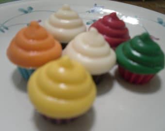 3D Super Mini Cupcakes