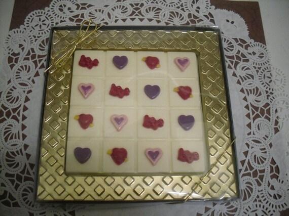 Hearts and Love Break Away Bar