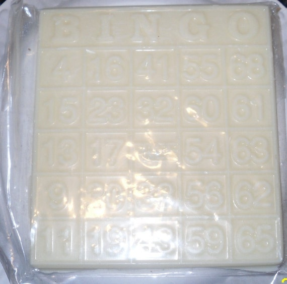 Chocolate Bingo Board