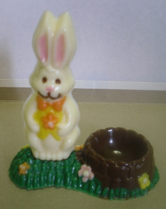 Stand Up Bunny Basket