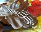 Stacked Ovals Bracelet