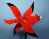 Cardinal Whirligig