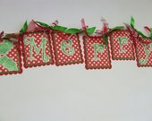 Merry and Bright Banner Custom Order for Tabriah