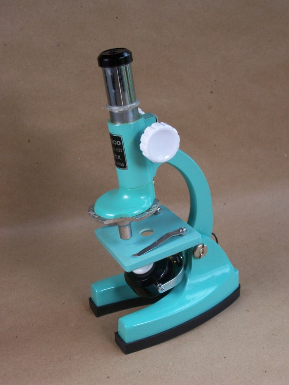 Vintage Tasco Microscope Kit