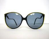 Vintage 1980s sunglasses