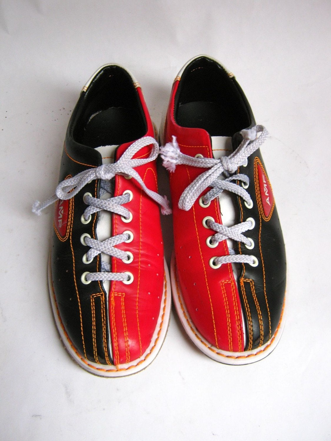 Womens Red Bowling Shoes