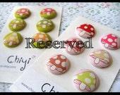 RESERVED  for JLMould-- Kawaii Shank Button Grab Bag