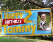 Personalized Toy Story Happy Birthday Sign