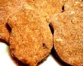 Organic Dog Treats - Amazing Acorns - Vegetarian Dog Treats Blueberry Flax Seed - Shorty's Gourmet Treats