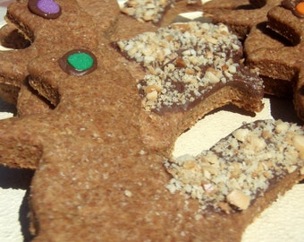 Dog Treats - SUNNY'S SQUIRRELS Organic Dog Treats All Natural Vegetarian - - Shorty's Gourmet Treats