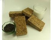 Green Tea Goats Milk Soap