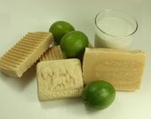 Luscious Lime Goats Milk Soap