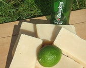 Heineken Light with Lime Beer Soap