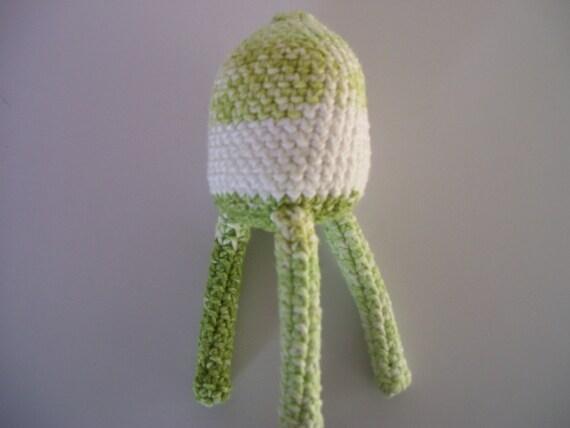 Amigurumi Virus Catnip toy