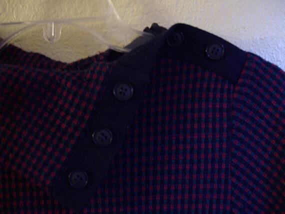 Mod sweater dress