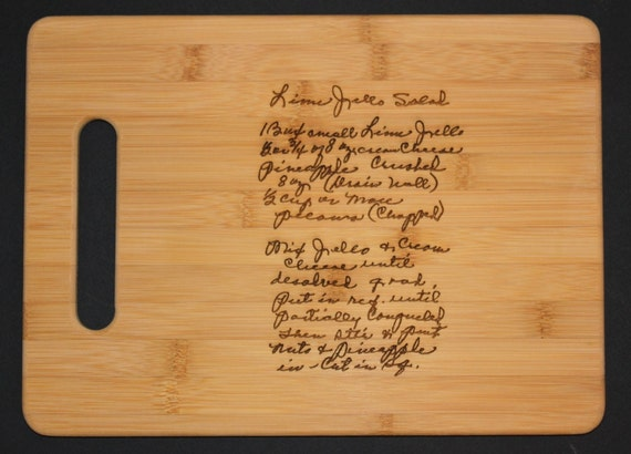 recipe scanned from mom's or grandma's handwriting by dcarving, Kitchen design