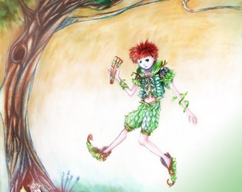 Peter Pan - Print