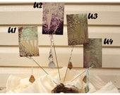 25% OFF SALE  POSTCARDS Umbrella Parasol  Postcard Fine Art Print Pick 1 U1-U4 ZNE fPOE POE TEAM