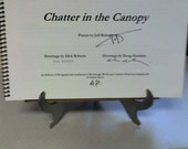 Original Poems and Drawings from Chatter in the Canopy