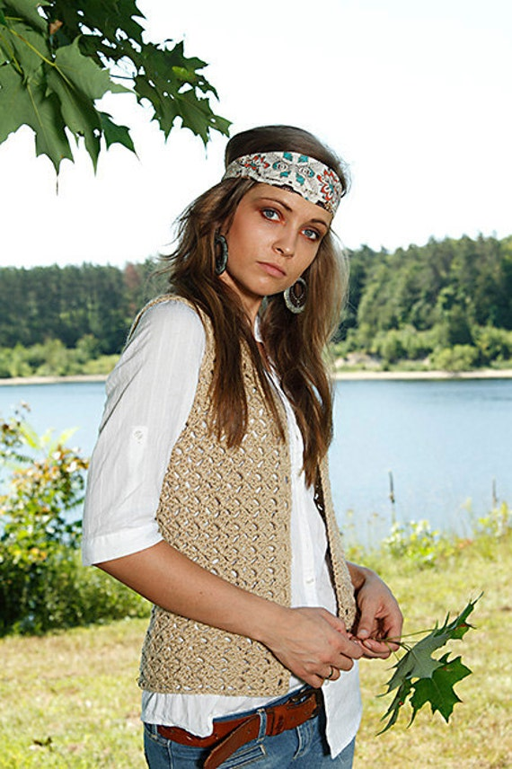 Crochet Vest Patterns For Beginners : beginner crochet vest pattern Anika crochet pdf pattern