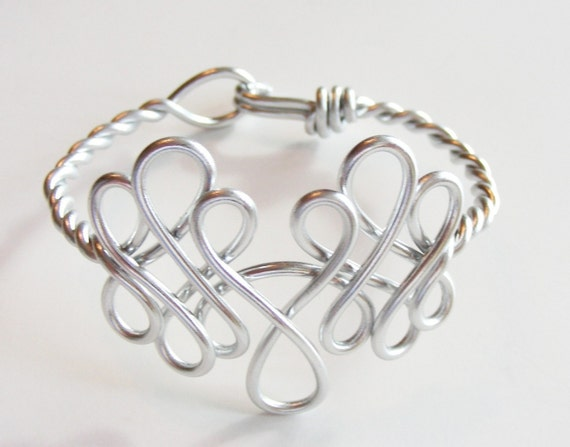 Celtic Princess -  Elven Bracelet Cuff