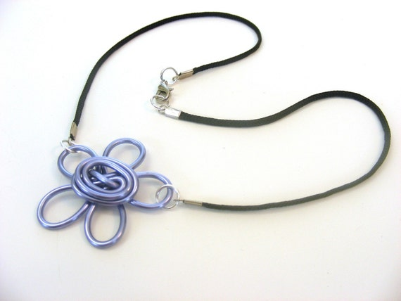Petite Daisy Days Necklace - Choose your own Color