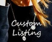 Custom Listing for Mary Grace